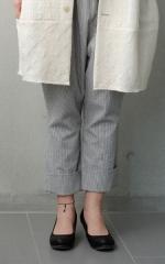 roughfy pants -midi-